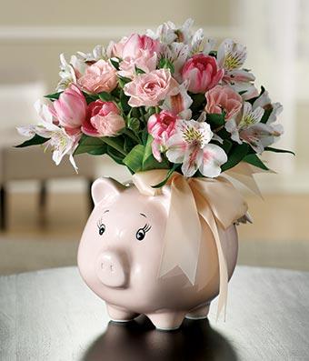 This Little Piggy -- Girls
