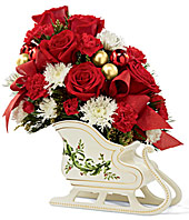 The FTD Holiday Traditions� Bouquet