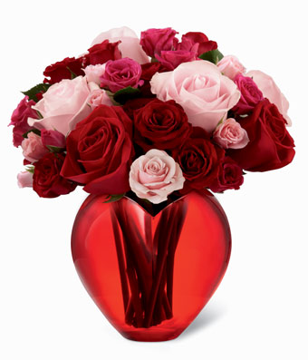 The My Heart to Yours� Rose Bouquet by FTD