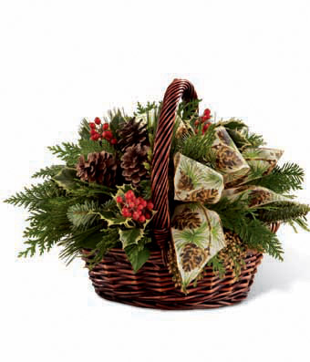 The FTD Christmas Coziness� Bouquet