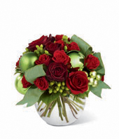 The FTD Holiday Bliss� Bouquet